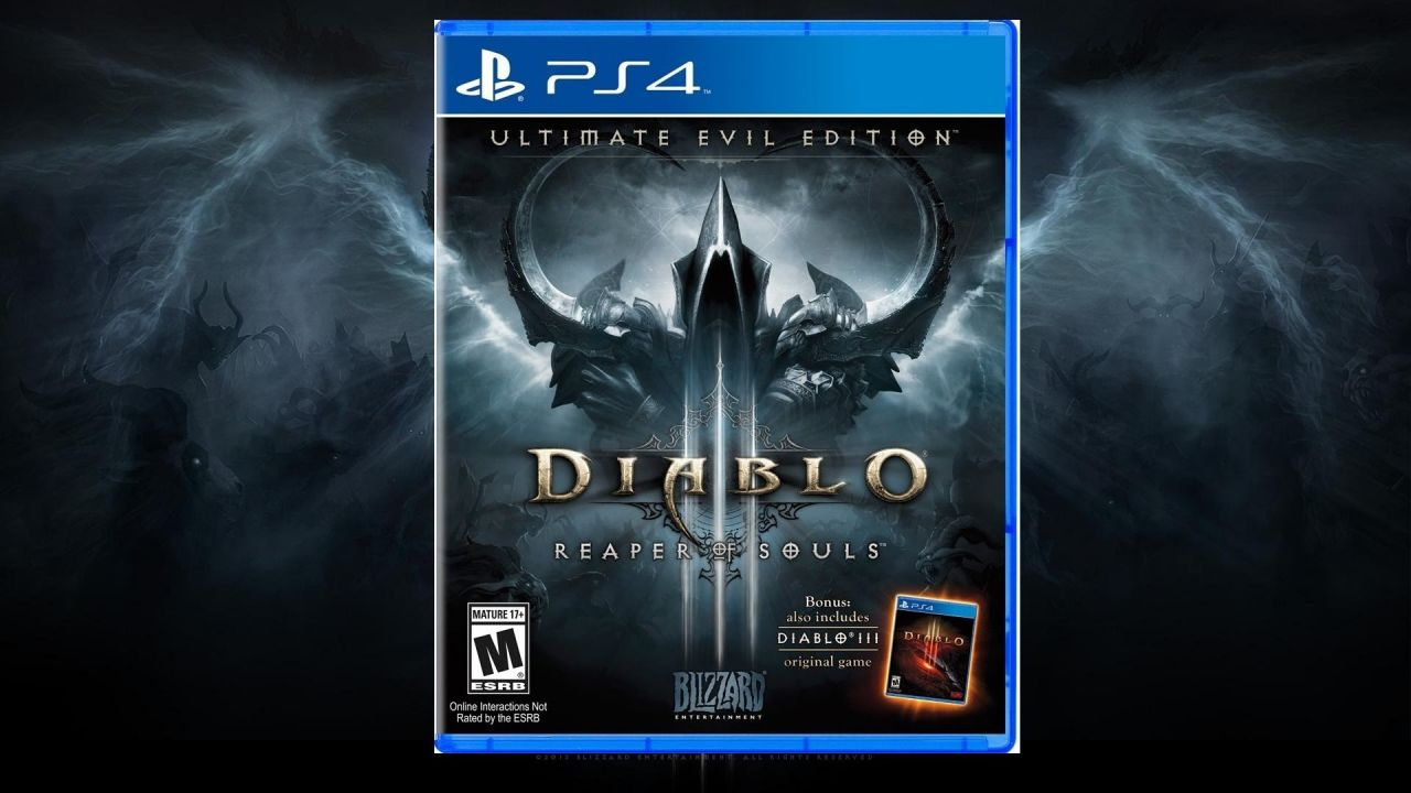 Bon Plan : Diablo III Reaper of Souls - Ultimate Evil Edition à 19,99 euros