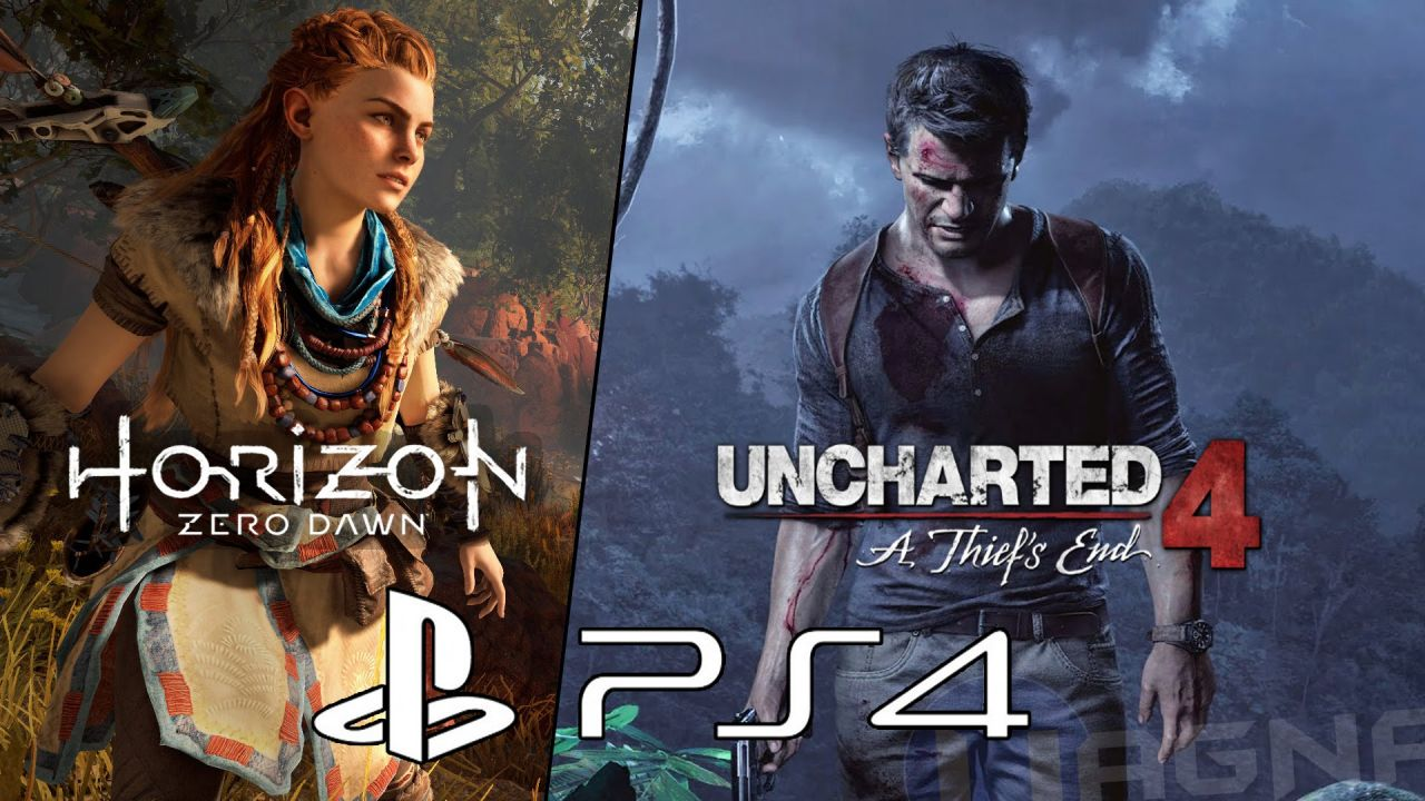 [EDIT] Bon Plan Amazon : Des réductions en rafale (Uncharted 4, Horizon Zero Dawn, Nioh...) !