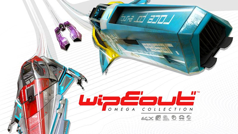 Bon Plan PS4 : WipeOut Omega Collection à 24,99 euros (au lieu de 34,99...)