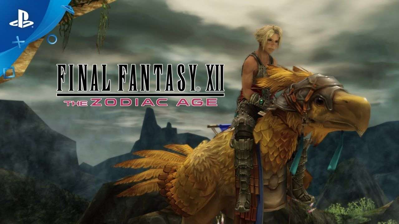 Bon Plan PS4 : Final Fantasy XII The Zodiac Age à 35,99 euros (au lieu de 49,99...)