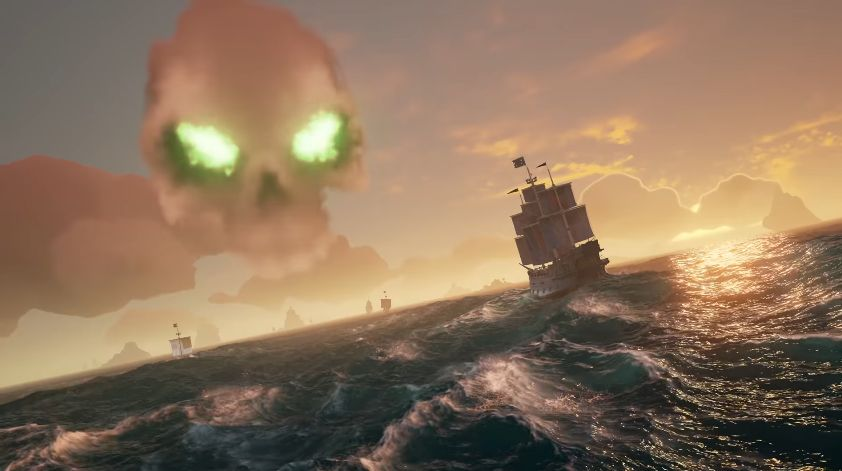 [FLASH] Sea of Thieves => AMAZON s'aligne sur AUCHAN !