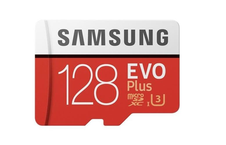 Bon Plan : Carte mémoire Samsung MicroSD Evo Plus 128G à 35,99 euros (compatible Switch et mobile)