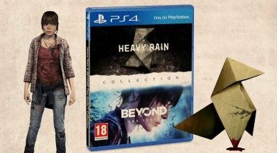 Bon Plan : Heavy Rain + Beyond Collection à 34 euros !