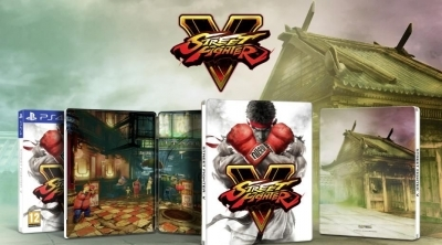 Bon Plan Micromania : Street Fighter V en édition Steelbook à 29,99 euros