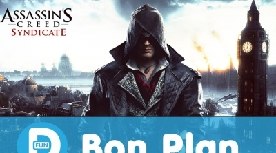 [Expiré] Bon Plan : Assassin's Creed Syndicate + Steelbook à 15,05 euros