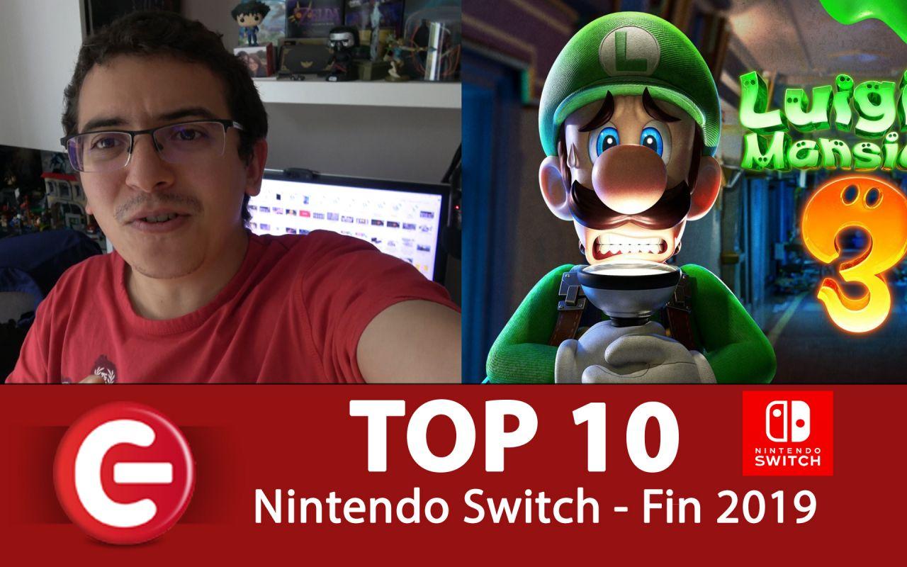 10 jeux Nintendo Switch pour bien finir l'année 2019 !