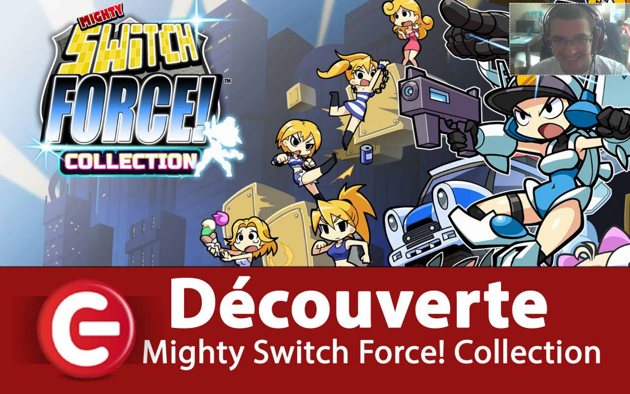 [Découverte] Mighty Switch Force! Collection - Xbox One X