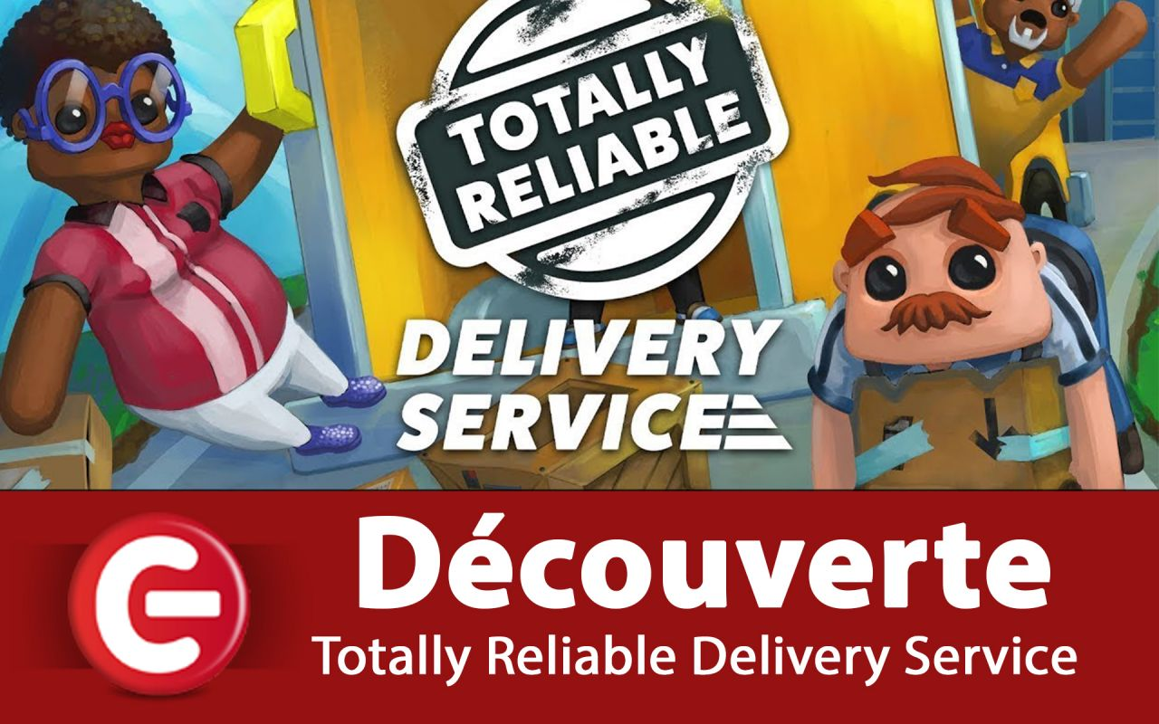 [DECOUVERTE / TEST] Totally Reliable Delivery Service sur Xbox One X