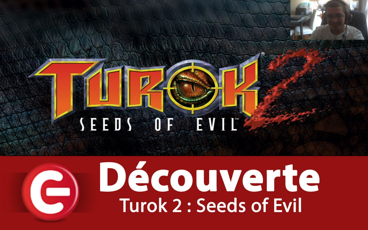 [Découverte] Turok 2 : Seeds of Evil Remastered sur Nintendo Switch