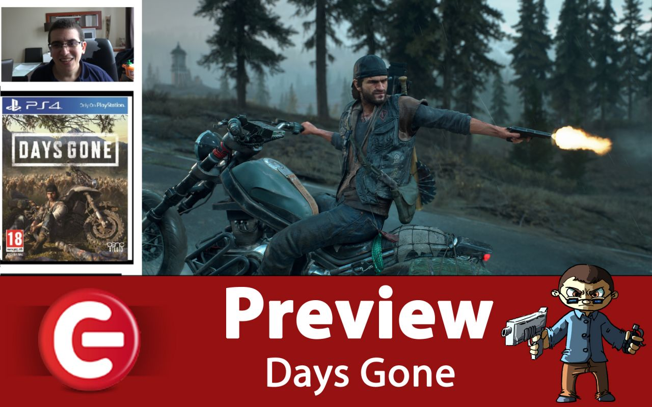 Days Gone - On y a joué 3H ! Notre test de la version de preview !