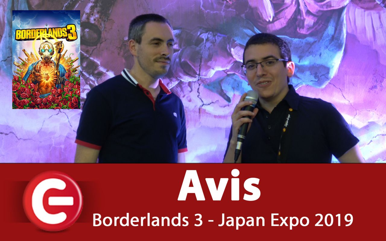 Borderlands 3 : Notre avis, et du gameplay ! - Japan Expo 2019
