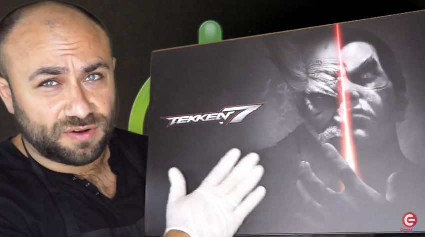 UNBOXING : Edition Collector de Tekken 7 - PS4, Xbox One, PC
