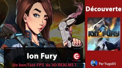 [Découverte] Ion Fury sur Playstation 4 - Grand retour de 3D Realms ?
