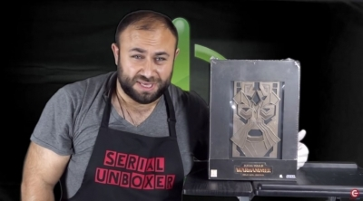 Unboxing : Un collector à 600 euros, avec Total War Warhammer