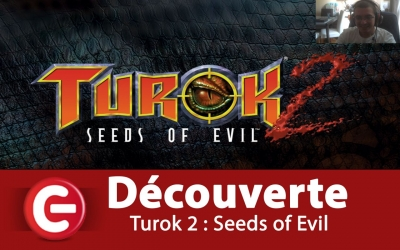 Test vidéo [Découverte] Turok 2 : Seeds of Evil Remastered sur Nintendo Switch
