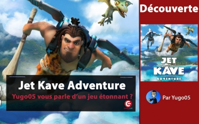 Test vidéo [DECOUVERTE] Jet Kave Adventure sur Steam et Switch !