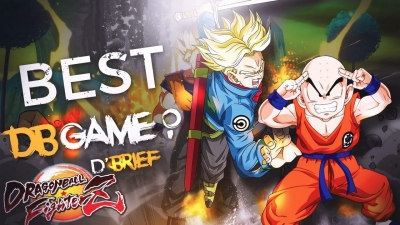 Test vidéo Chronique D'Brief #1 : Le Dragon Ball Game Parfait ?!