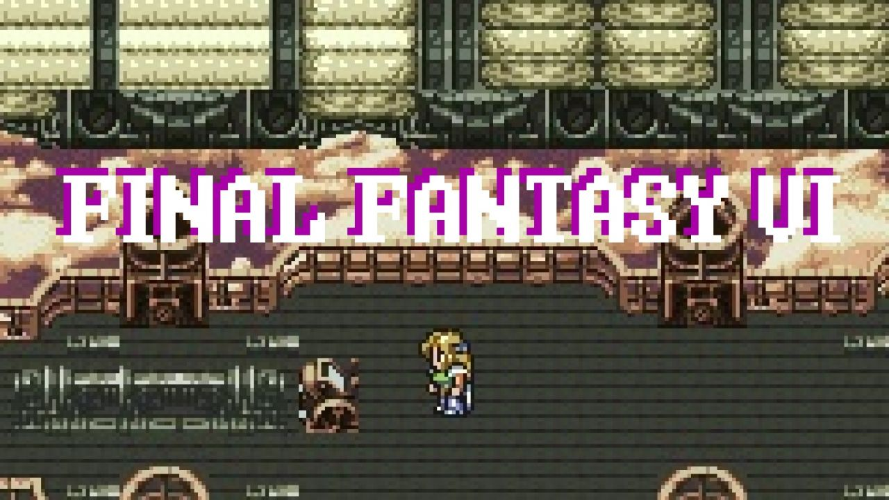[RETRO-TEST] Final Fantasy VI