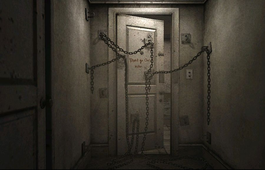 [RETRO-TEST] Silent Hill 4 : The Room : Confinement virtuel