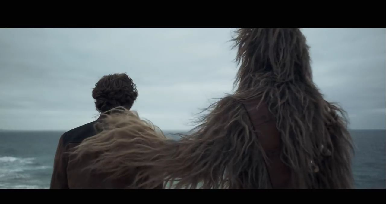 Solo - A Star Wars story : Première bande annonce
