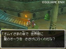Dragon Quest IX : screens