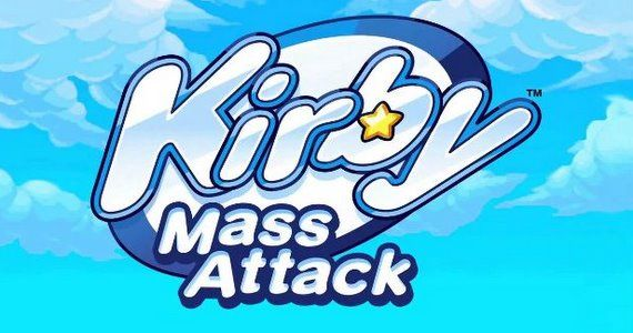 Kirby Mass Attack en Octobre !