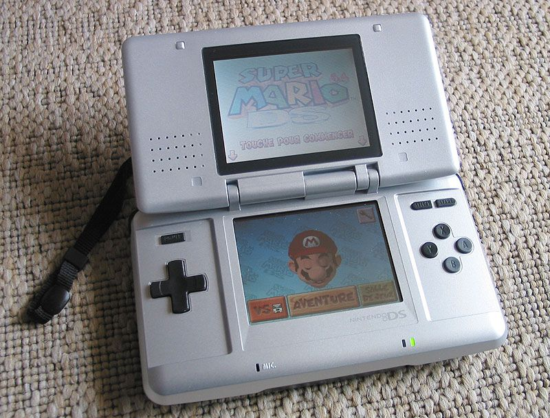 Nintendo DS : Arrêt de production