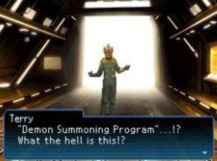 Shin Megami Tensei : Strange Journey