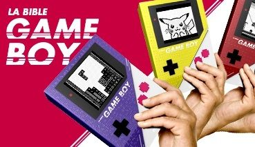 Shopping : La Bible GameBoy !