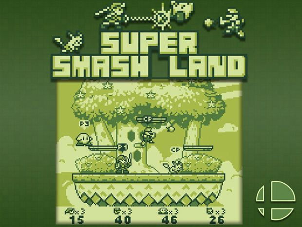 Super Smash Bros : adapté sur GameBoy