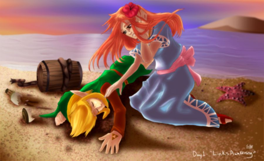 Dossier : The Legend of Zelda Link's Awakening