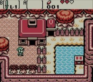 The Legend of Zelda : Oracle of Seasons