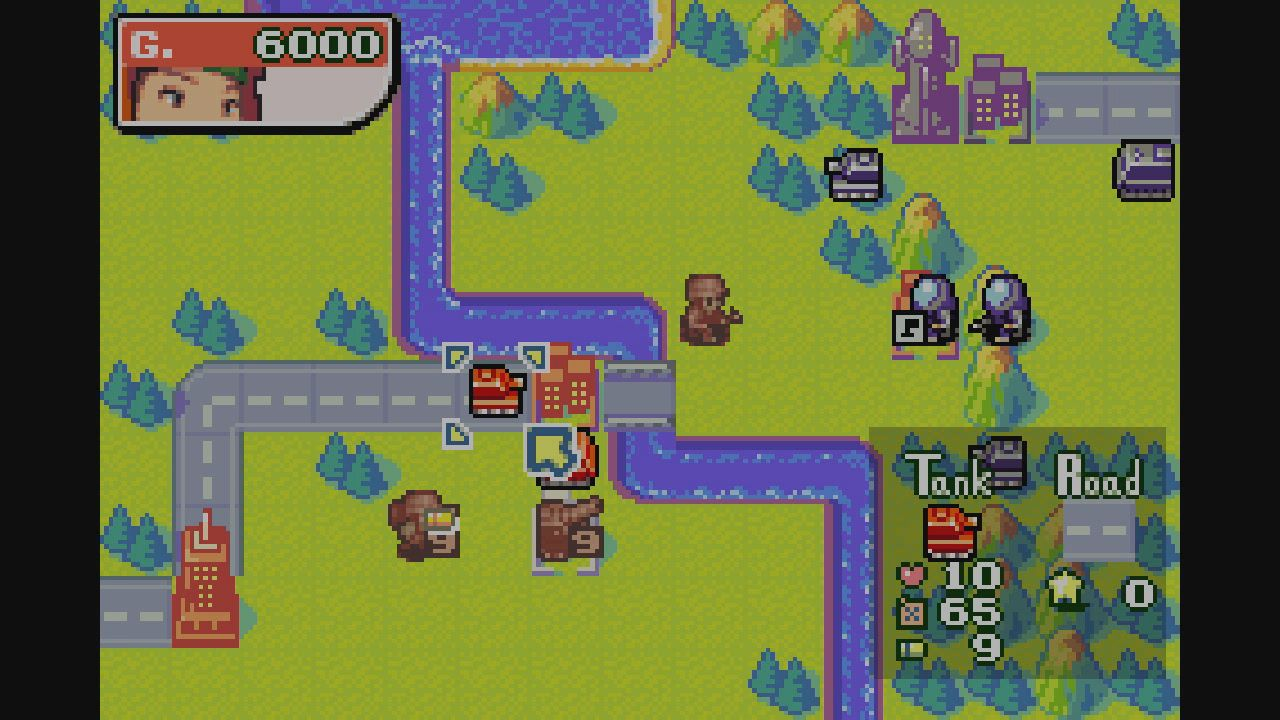 Advance Wars 2 : Black Hole Rising - image