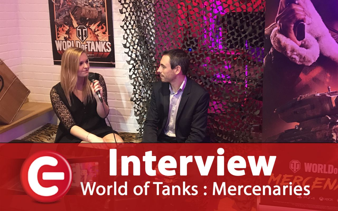 World of Tanks - Mercenaries : Notre reportage exclusif !!!