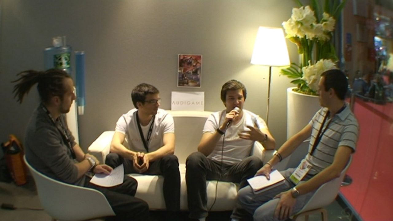 [Exclusivité] Interview du studio Audigame