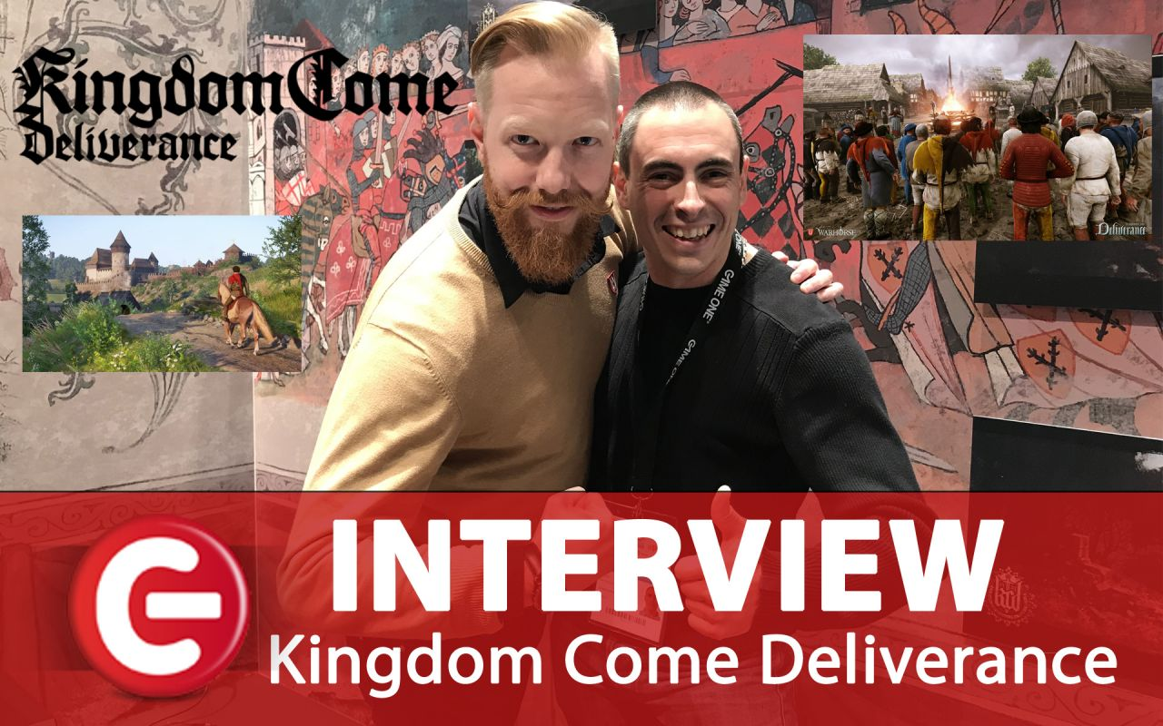 Interview du PR Manager de Kingdom Come Deliverance