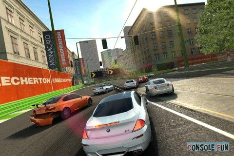 Real racing 2 : disponible sur iphone