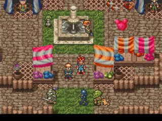 Chrono Trigger : Un must sur Iphone