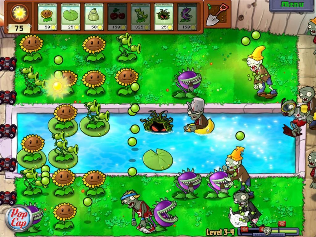 Plants vs. Zombies 2 : It's About Time - Sur IOS Only
