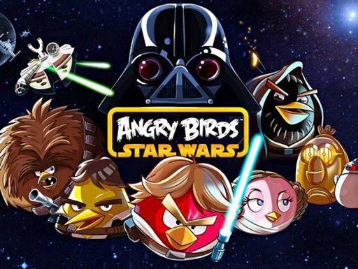 Angry Birds Star Wars : gratuit sur Iphone et Ipad