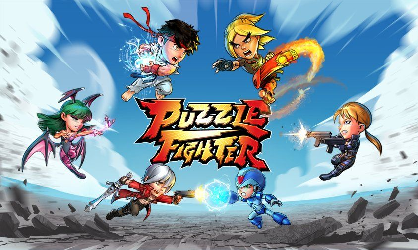 Puzzle Fighter : Bientôt sur mobile