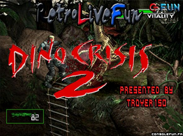 RetroLiveFun #11 - Dino Crisis 2