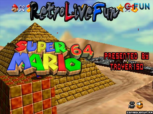 RetroLiveFun #13 - Super Mario 64