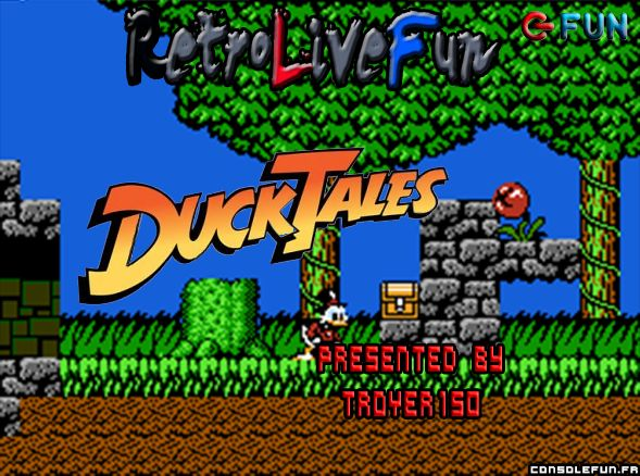 RetroLiveFun #14 - Duck Tales