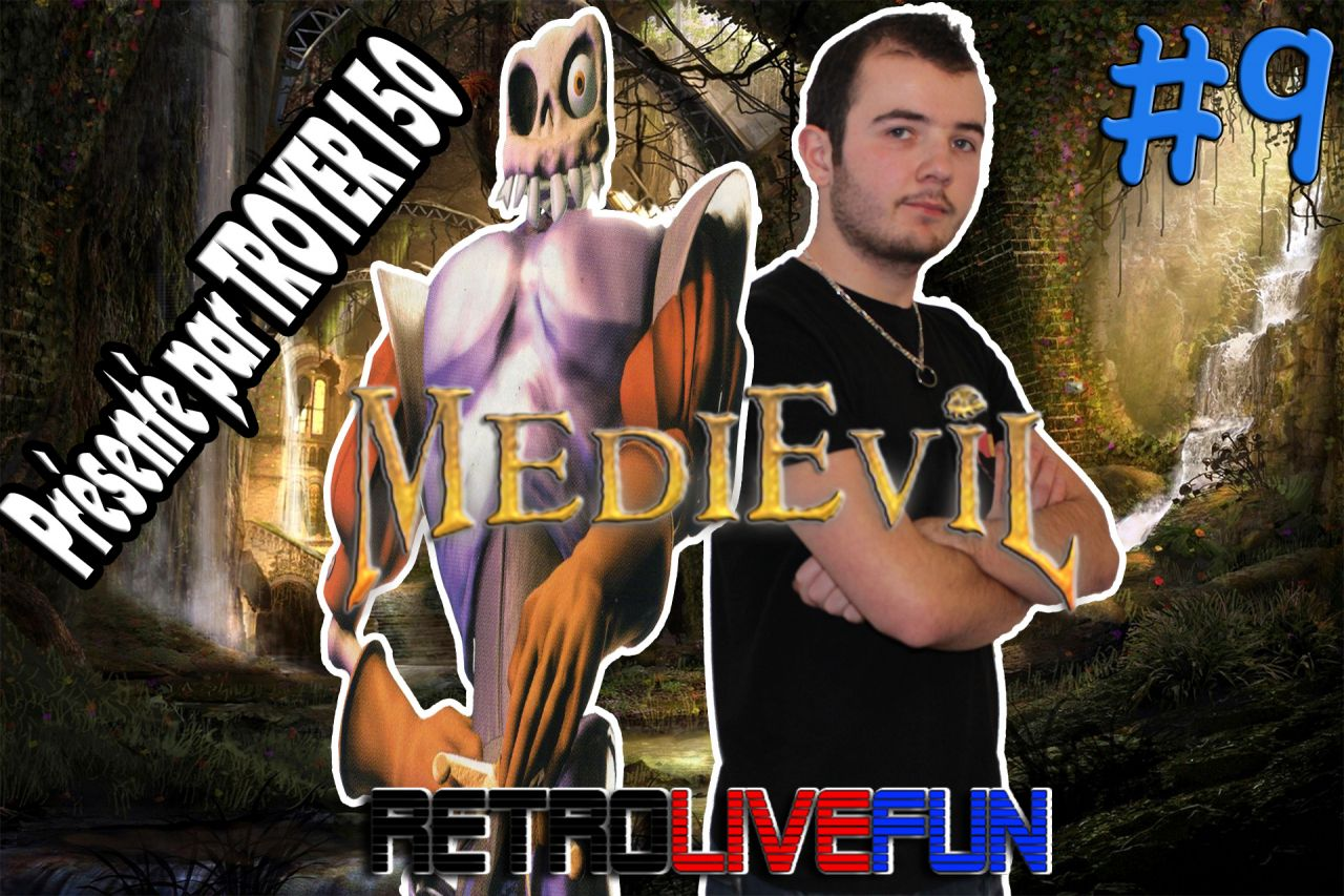 RetroLiveFun S2 #9 - MediEvil PS1