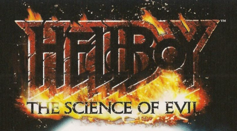 [Live Fun] : Hellboy : The Science of Evil dès 18h