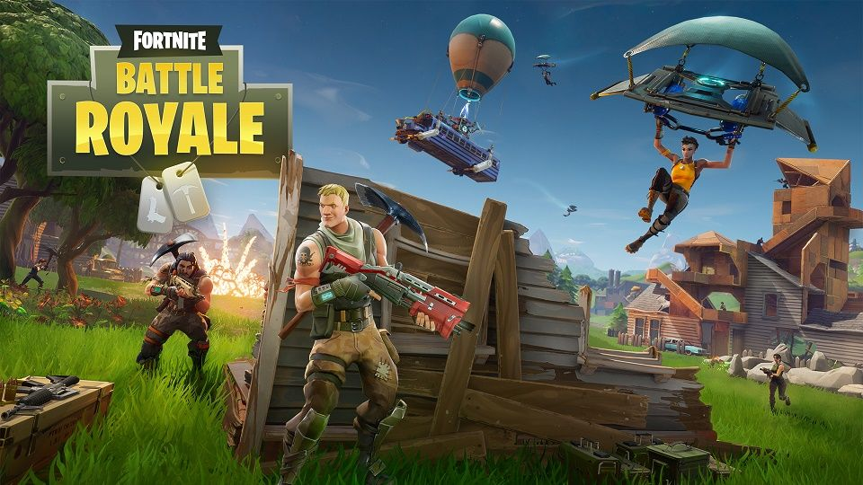 [Rediffusion] Soirée Fortnite - Battle Royale - 07/10