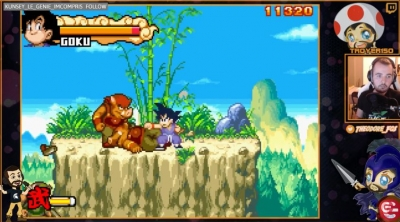 Test vidéo [Découverte] Dragon Ball Advanced Adventure sur GBA