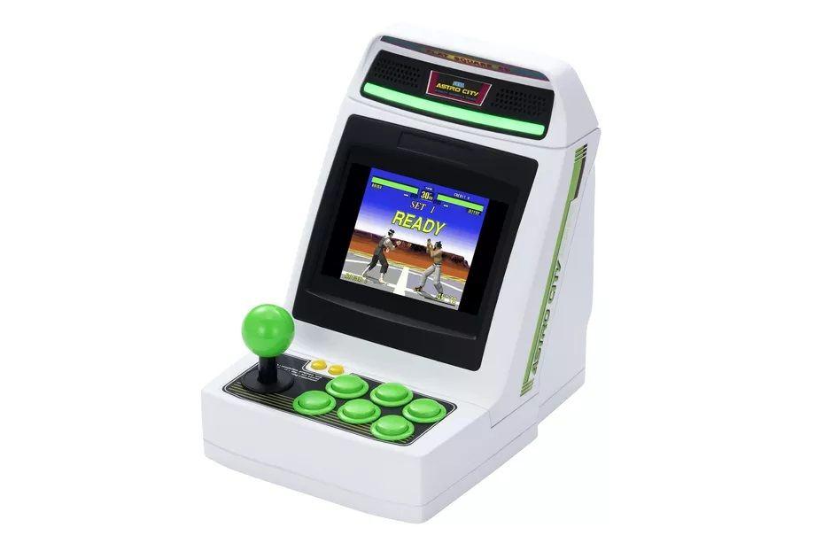 SEGA : Une nouvelle console Mini est annoncé ! Accueillons l'Astro City !
