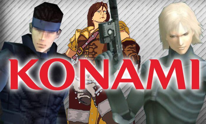 [SONDAGE] Quelle est la meilleure franchise détenue de KONAMI ?
